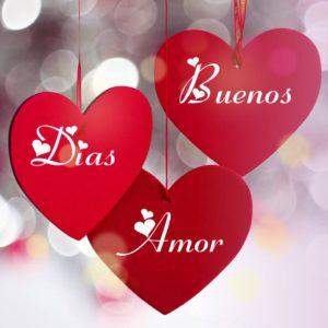 Imágenes de Buenos Días Amor